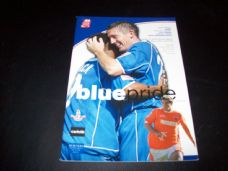 Oldham Athletic v Blackpool, 2004/05